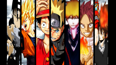Raças, tipos de personagens, etc. do anime