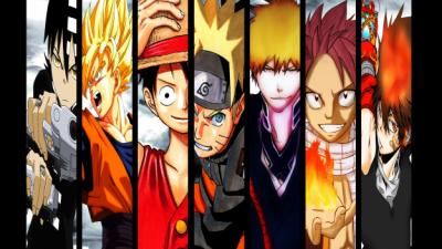 Ras, tipe karakter, dll. dari anime