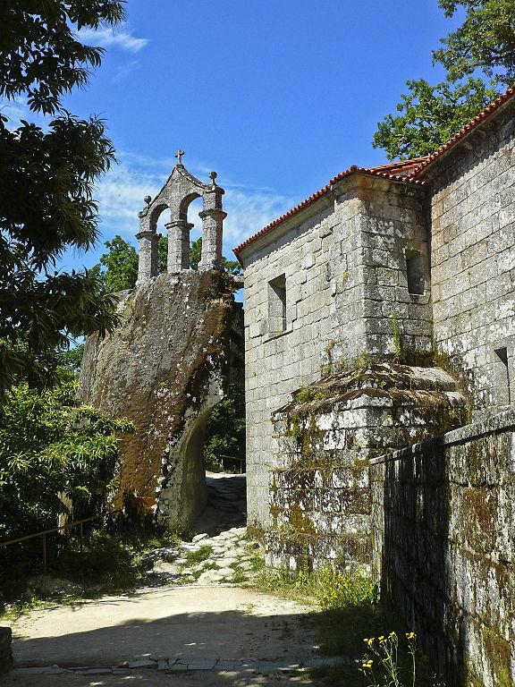 Монастырь Сан-Педро-де-Рокас