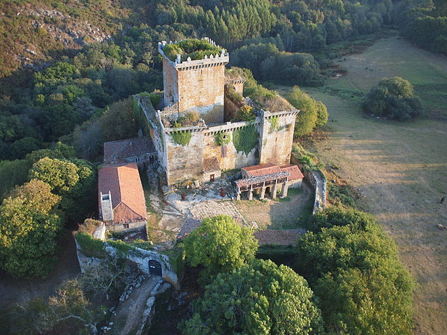 Замок Памбре