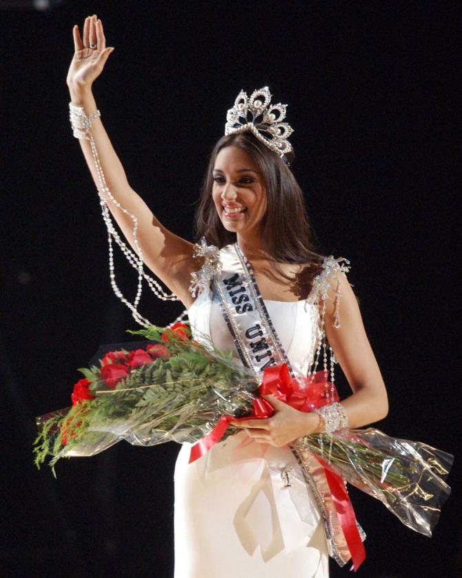 Мисс Вселенная 2003-Доминиканская Республика
