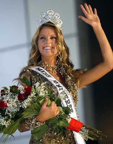 Мисс Вселенная 2004-Австралия