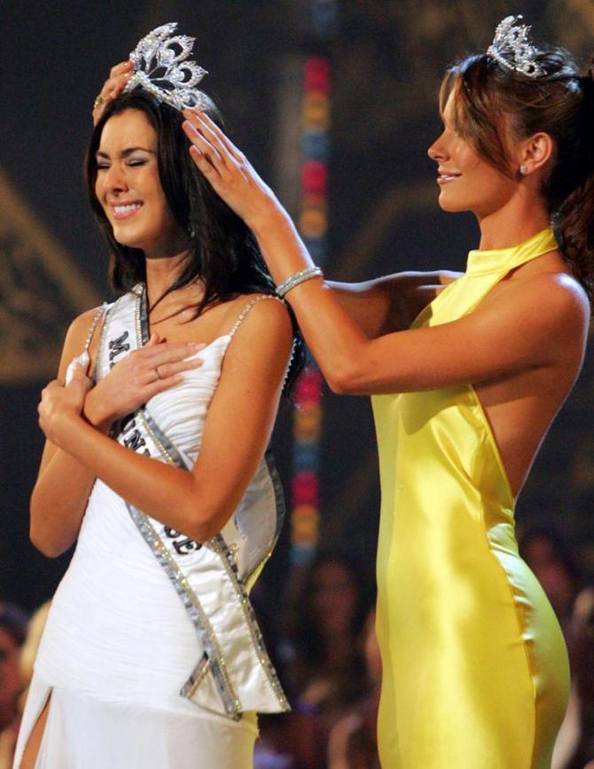Мисс Вселенная 2005-Канада