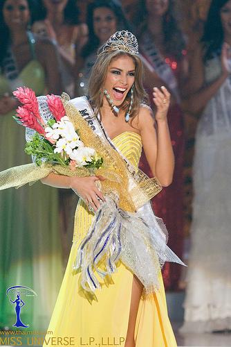 Мисс Вселенная 2008-Венесуэла