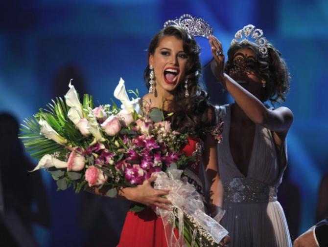 Мисс Вселенная 2009-Венесуэла