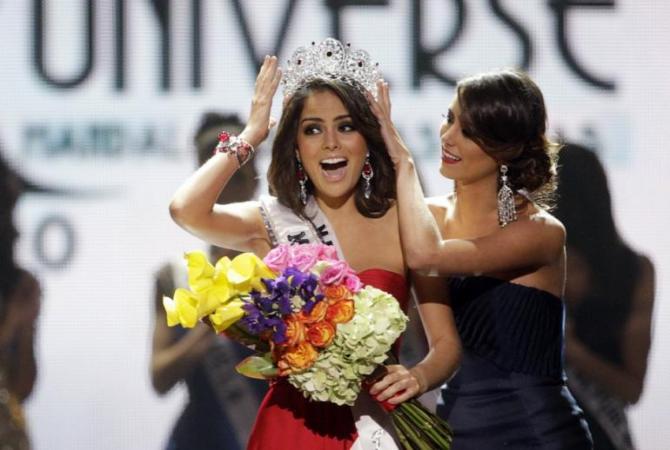 Мисс Вселенная 2010-Мексика