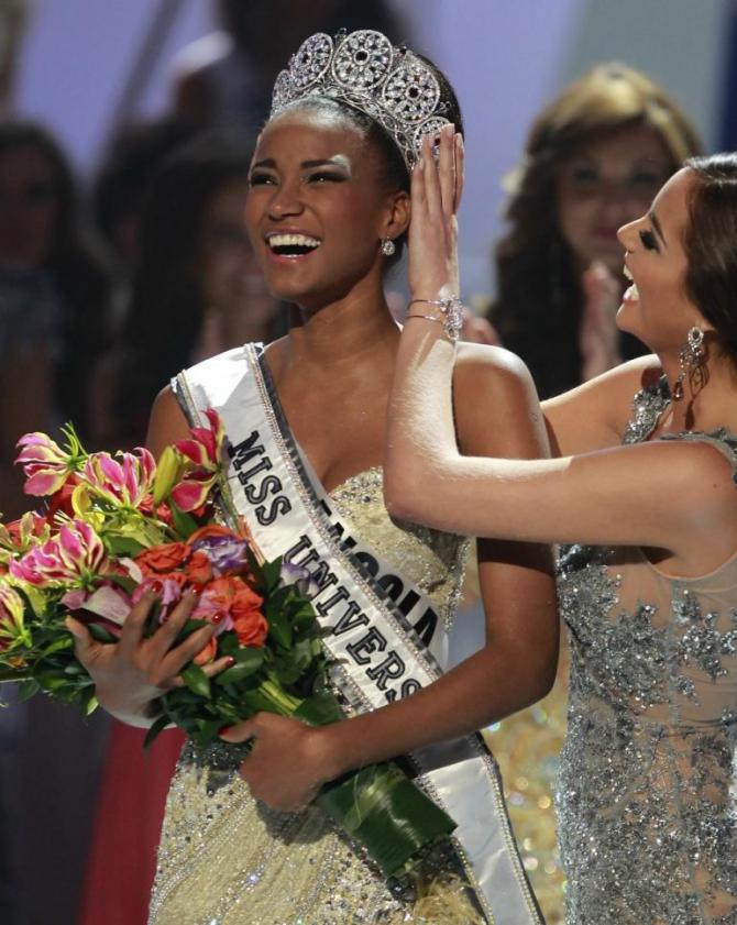 Мисс Вселенная 2011-Ангола
