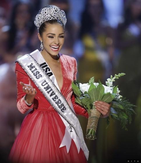 Мисс Вселенная 2012-США