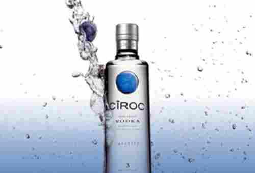 French grape vodka, Ciroc