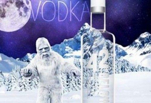 La vodka la plus au sud du monde, 42 ci-dessous