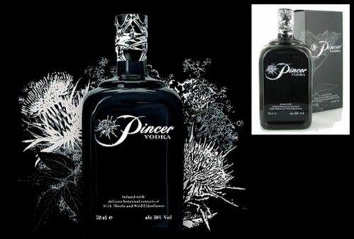 La vodka la plus forte au monde, la force Pincer Shanghai