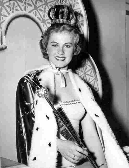 Miss Universe 1952-Finland