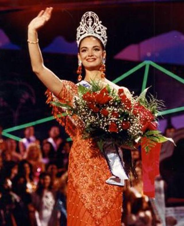 Miss Universe 1991-Mexico
