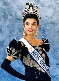 Miss Universe 1994-India