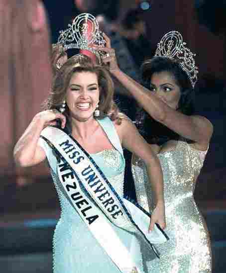 Miss Universe 1996-Venezuela