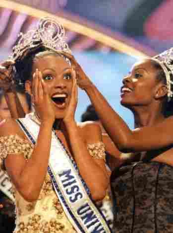 Miss Universe 1999-Botswana