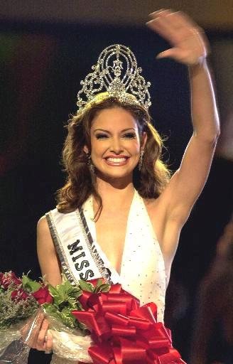 Miss Universe 2001-Puerto Rico