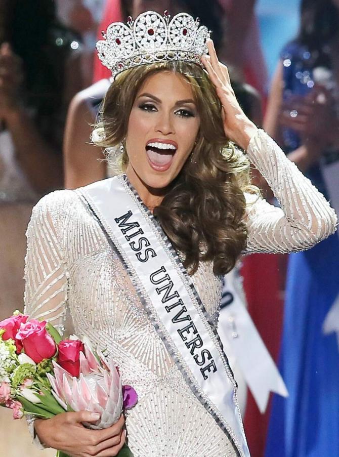 Miss Universe 2013-Venezuela