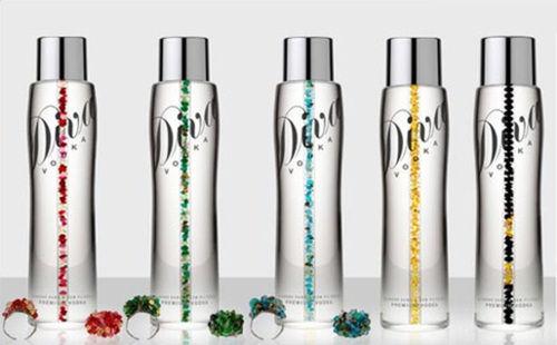 The most expensive vodka in the world, DIVA Premium Vodka