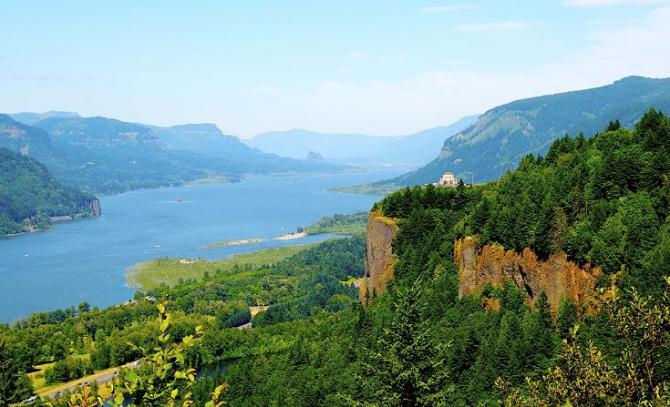 Река Колумбия (Соединенные Штаты)