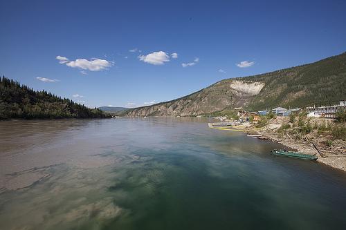 Река Юкон (Канада и США)
