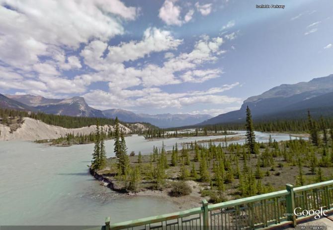 Река Саскачеван (Канада)