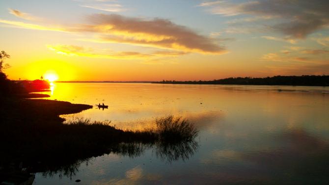 Река Парана (Аргентина, Бразилия и Парагвай)