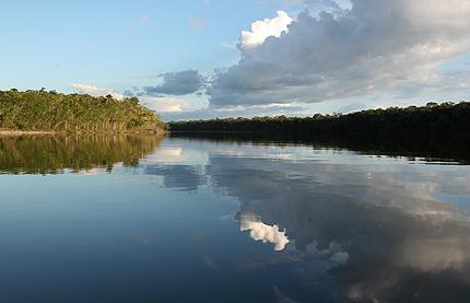 Река Ориноко (Венесуэла и Колумбия)