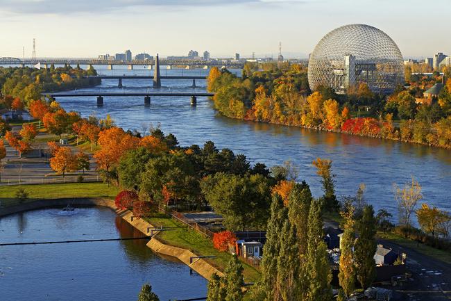 Река Святого Лаврентия (Канада)