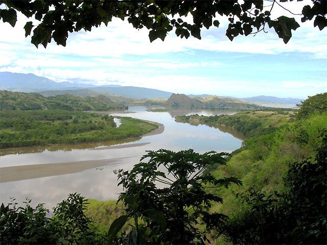Река Магдалена (Колумбия)