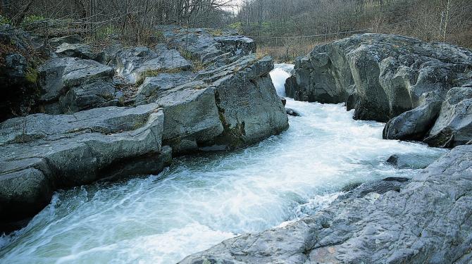 Самые важные реки в Америке