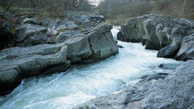 Die wichtigsten Flüsse in Amerika
