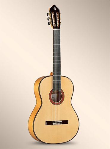 Альгамбра 10FC гитара фламенко