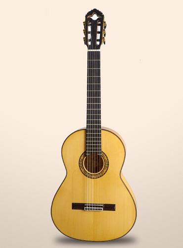 Bros Soleá guitar