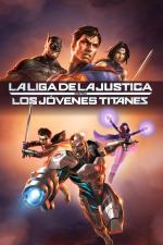 La Liga de la Justicia contra los Jóvenes Titanes