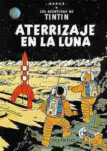 Landing on the Moon (1954)