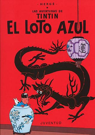 Le lotus bleu (1936)