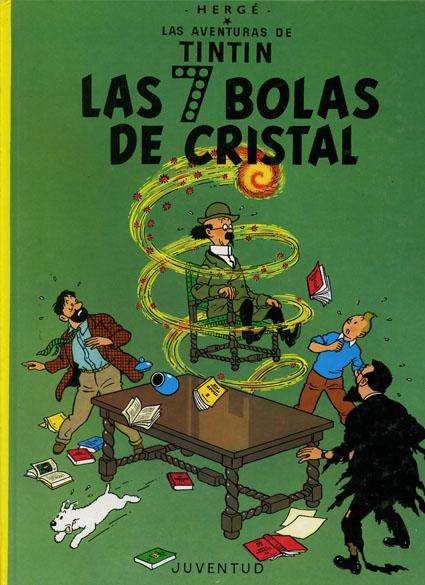 Les 7 boules de cristal (1948)