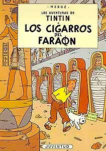 Les cigares du pharaon (1934)