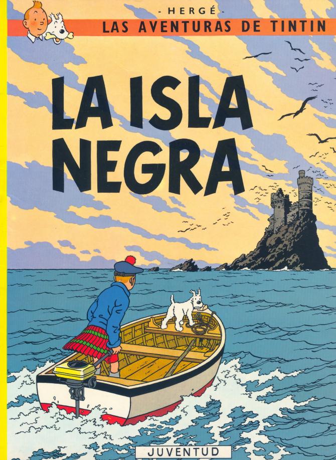 The Black Island (1938)