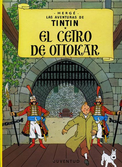 The scepter of Ottokar (1939)