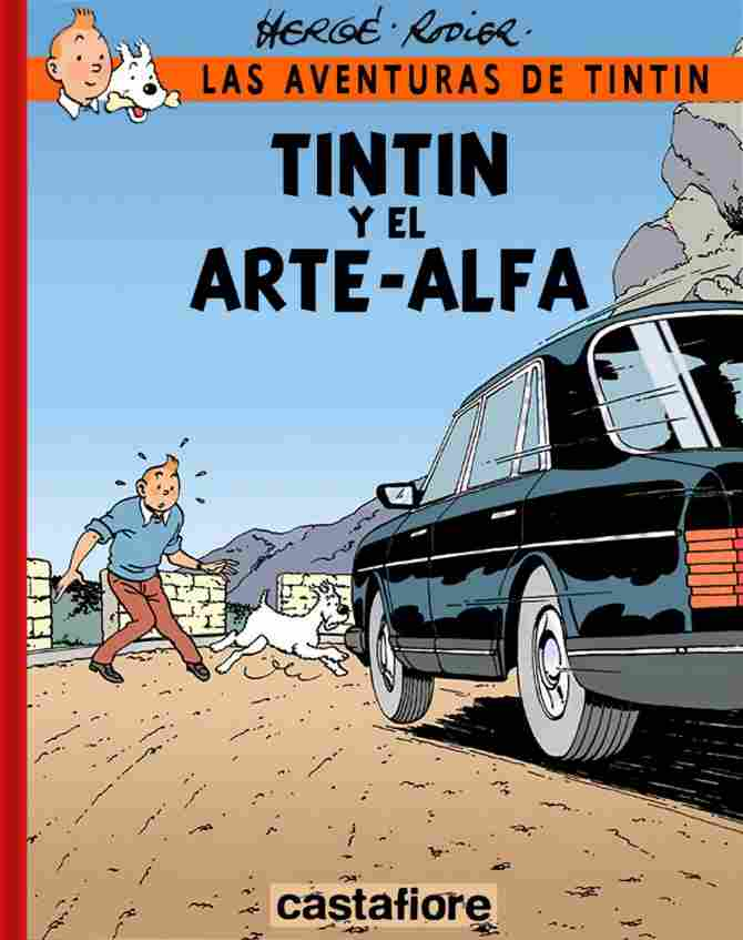 Tintin and the art-alpha (1986)