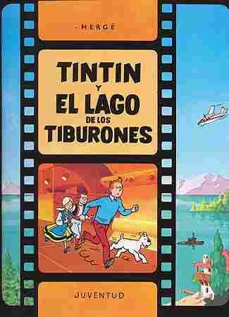 Tintin and the shark lake (1972)