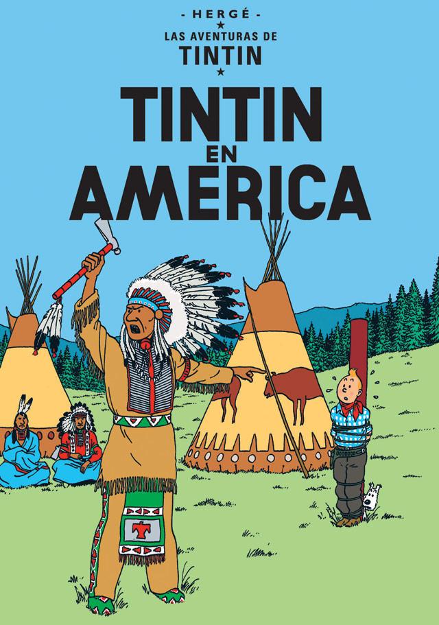 Tintin en Amérique (1932)