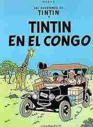 Tintin in the Congo (1931)