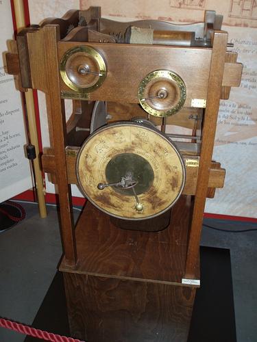 Chiaravalle clock