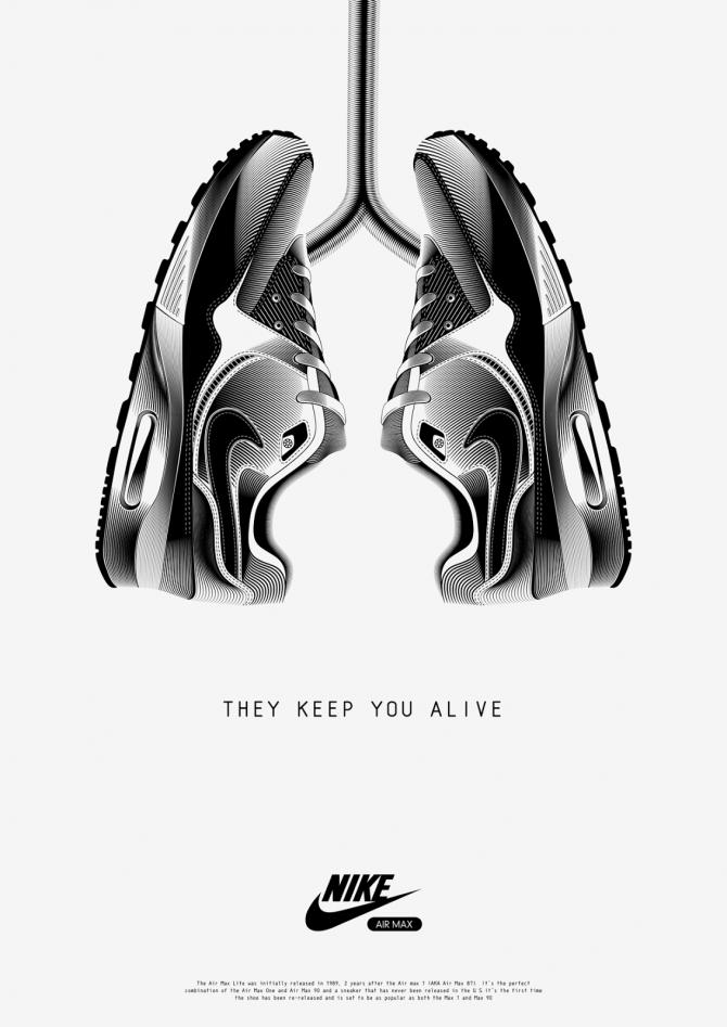 Eles mantêm você vivo