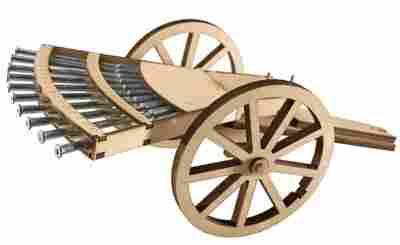 Multiple cannon