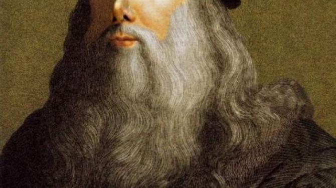Works and inventions of Leonardo Da Vinci