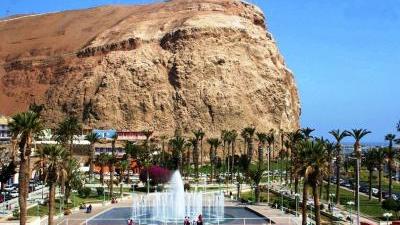 Лучшие туристические места Арика и Паринакота-Чили